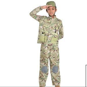COMBAT SOLDIER  5  pcs